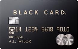 ラグジュアリーカード<Black Card>