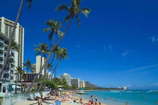 海外のクレカ事情を解説!ハワイでオススメのクレジットカードとは?